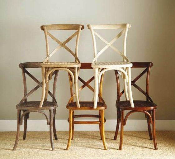 Vybíráme jídelní židle do své domácnosti