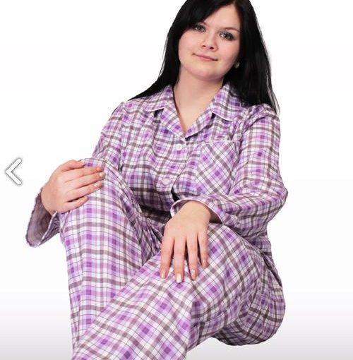 Luiz pyžama vám poskytnou klidný a ničím nerušený spánek