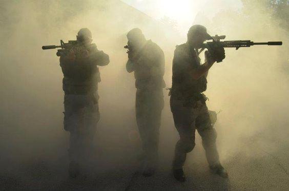 Airsoft – hra na vojáky