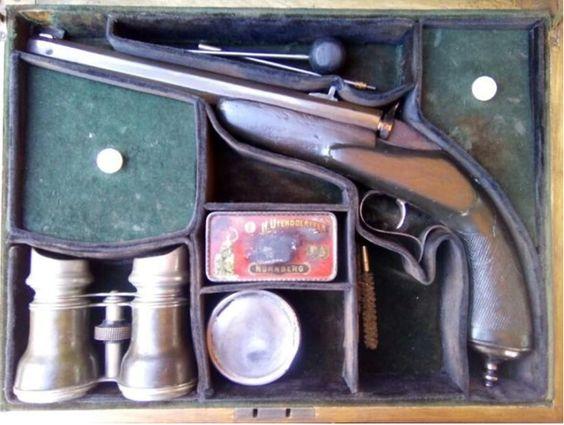 Flobertky – zbrojní průkaz potřebovat nebudete